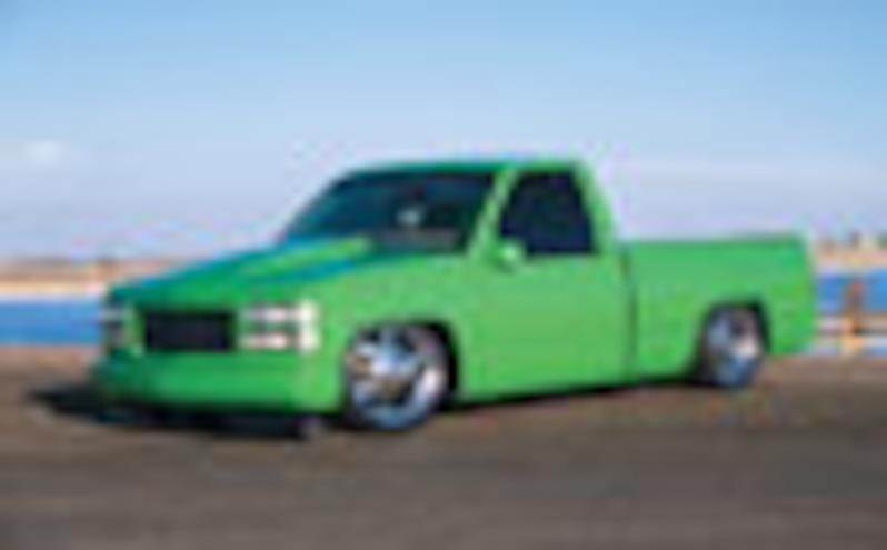 1990 Chevy Truck 20 Inch Rims Truckin Magazine