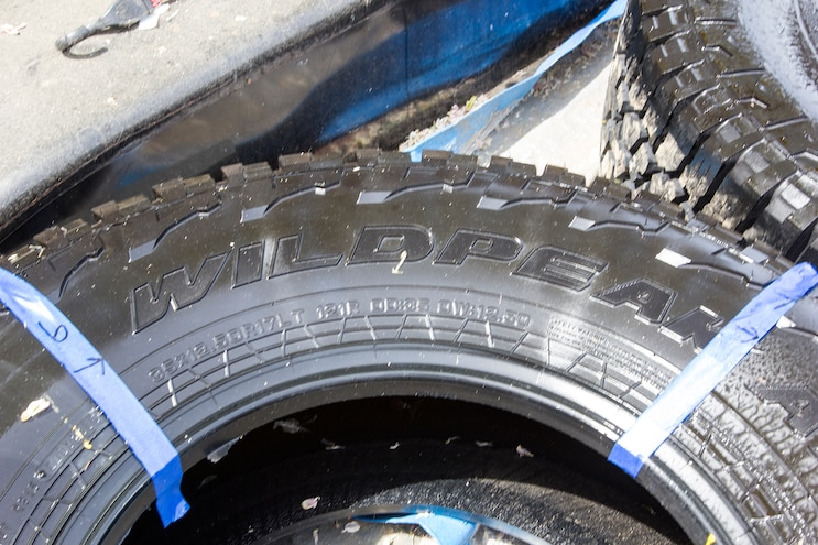 022 Tire Detailing Product Test
