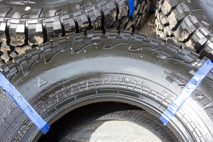 018 Tire Detailing Product Test