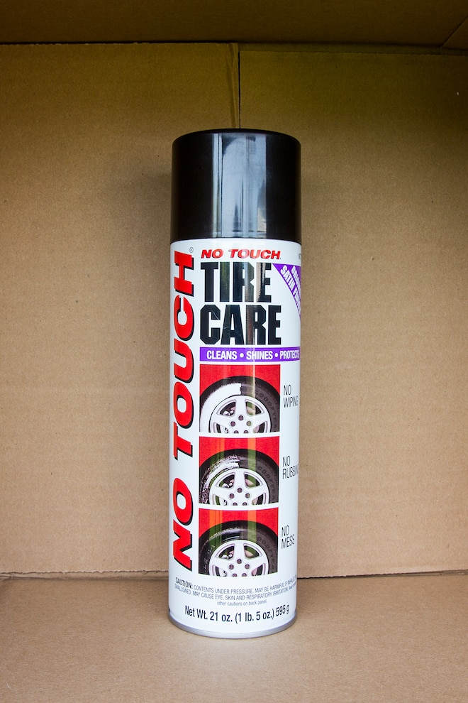 012 Tire Detailing Product Test