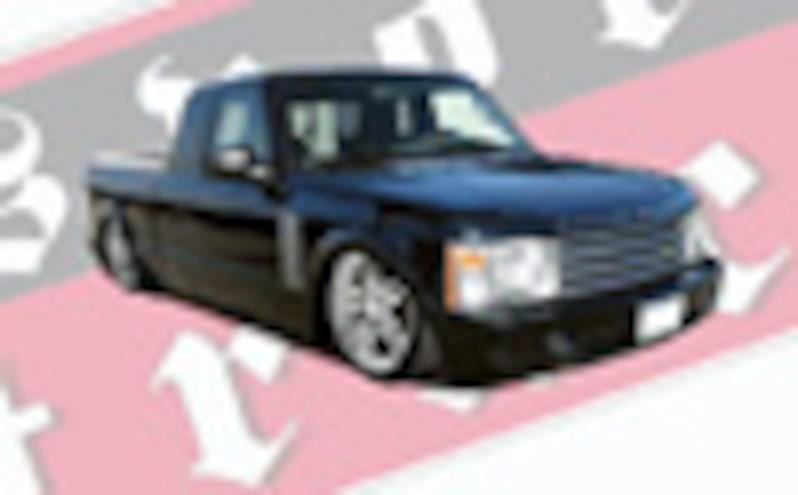 2004 Ford Ranger, Range Rover - Build Us This Truck: Ranger Rover - Brain Storm