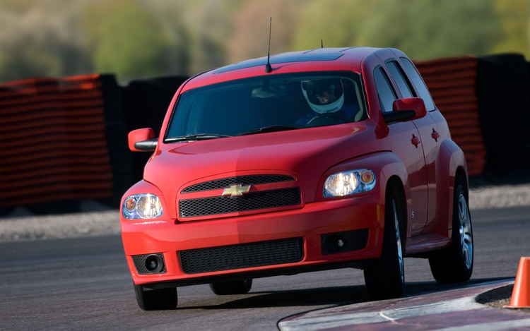 2009 Chevy Hhr First Look And Official Details Motor Trend