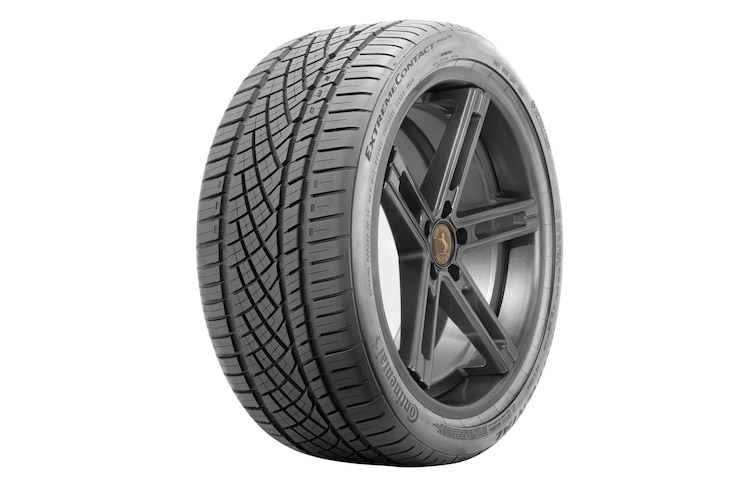 Tire Review: Continental DWS06