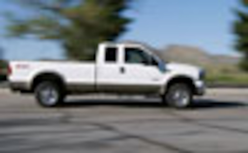 2005 Ford Super Duty F 250 Review - RoadTest