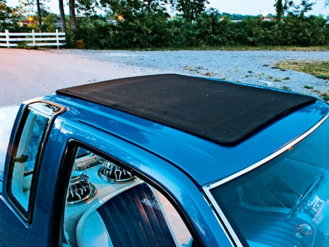 1997 Nissan Hardbody Bench Seat