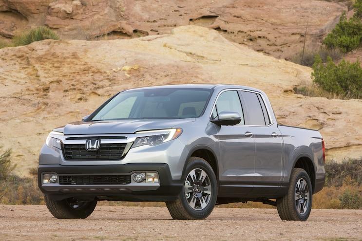 2017 Honda Ridgeline Gets Official Fuel Economy Numbers