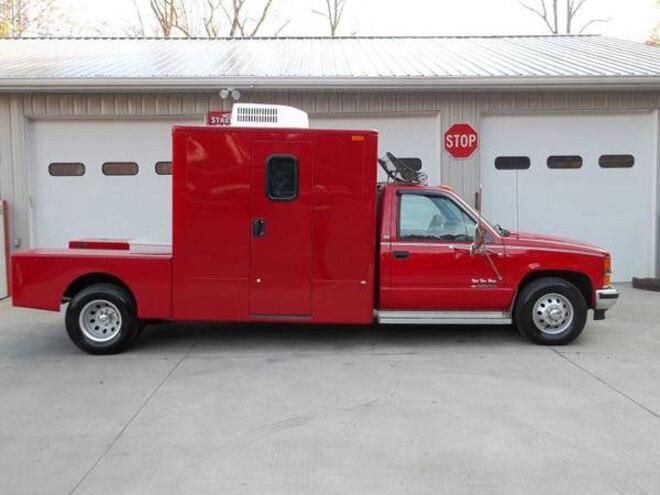 Craigslist Find: Custom 1996 Chevy Silverado Sleeper Equipped Tow Rig