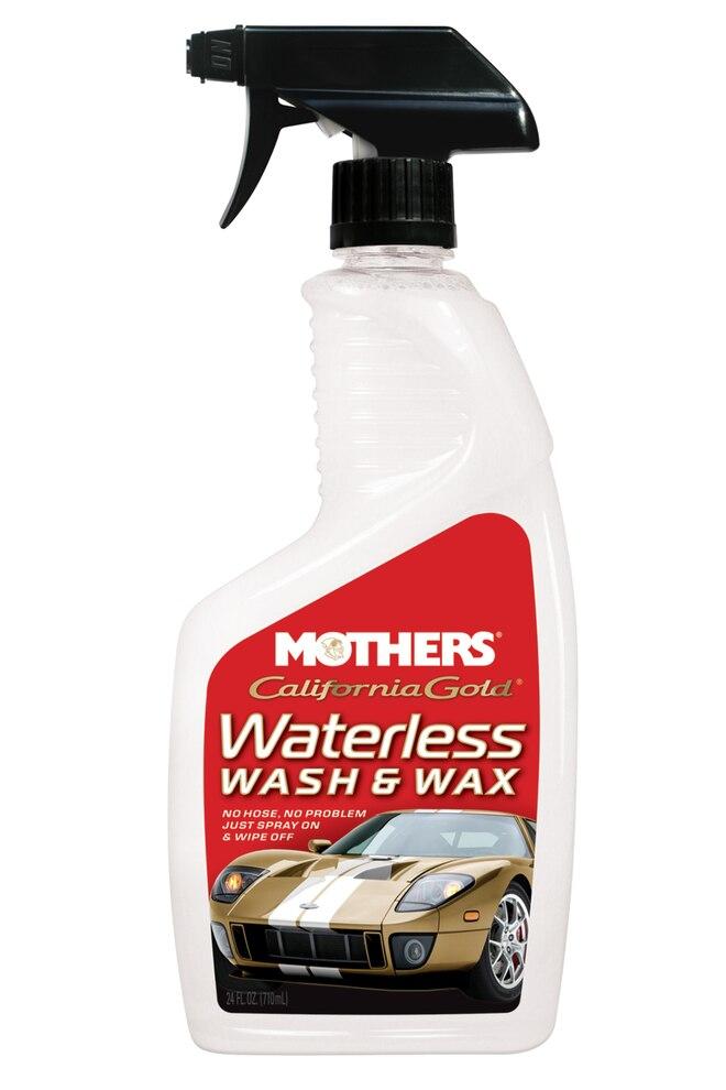 002 Mothers Warterless Wash Wax