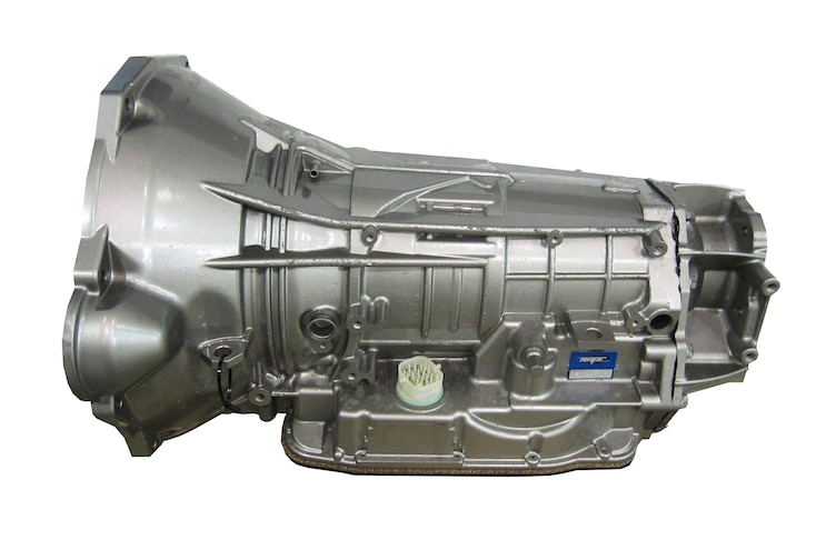 001 North American Powertrain Components 68RFE
