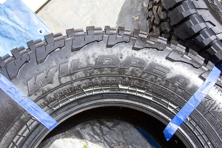 028 Tire Detailing Product Test