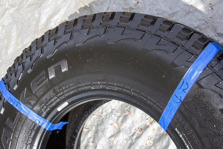 027 Tire Detailing Product Test