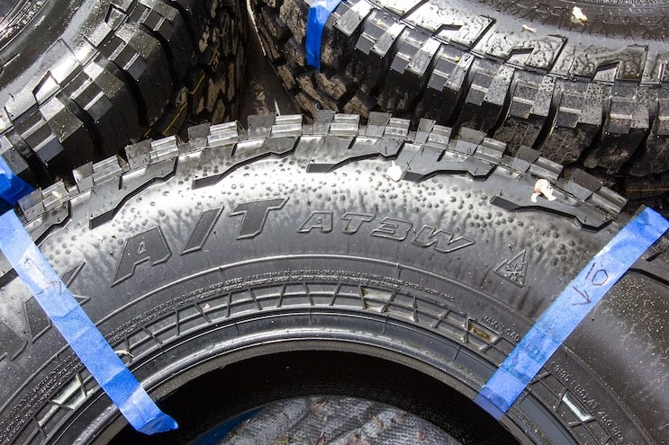 025 Tire Detailing Product Test