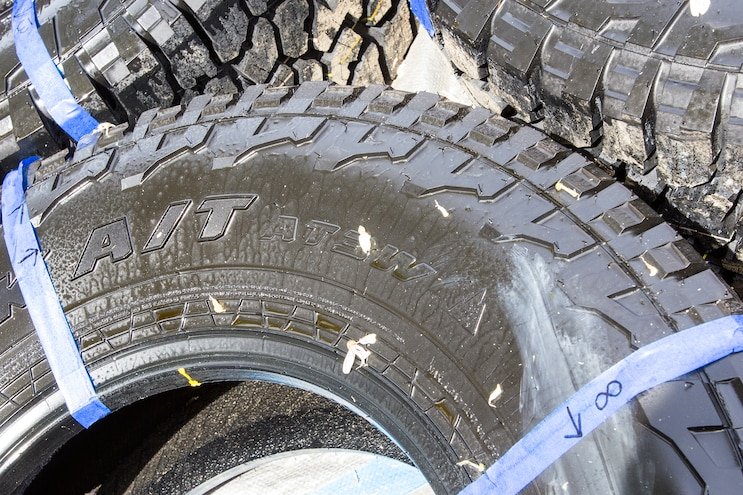 023 Tire Detailing Product Test