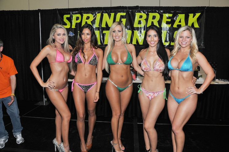 2015 Spring Break Nationals 098 Bikini Contest