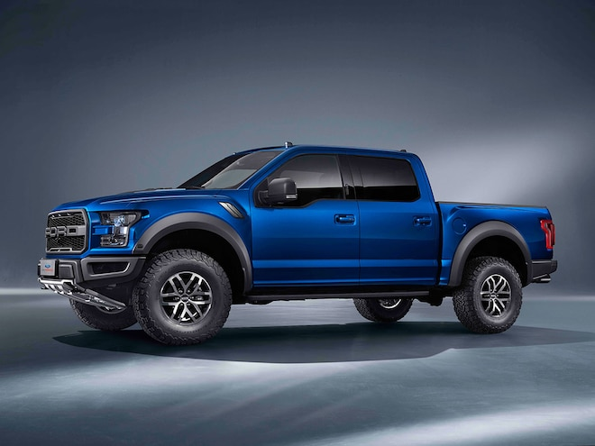 China Ford Raptor Front Three Quarter