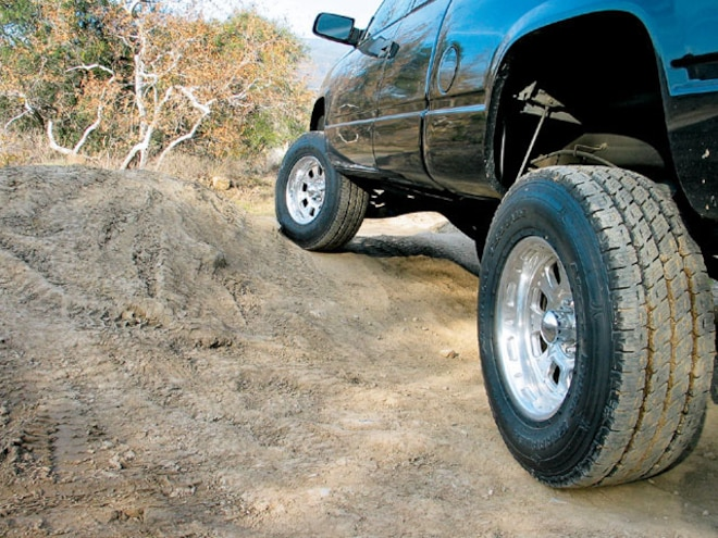 Nitto Dura Grappler >> Nitto Dura Grappler Tires Road Test 1998 Chevy Silverado