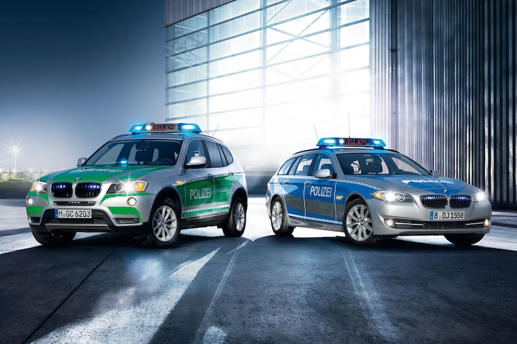 Bmw X3 318d Wagon Police Cars