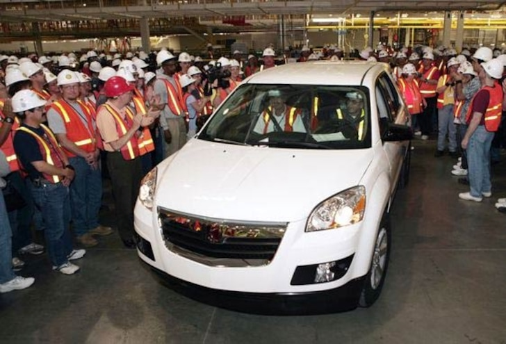 2008 Gm Second Quarter Sales Numbers 2007 Saturn Outlook At Lansing Delta Township Plant