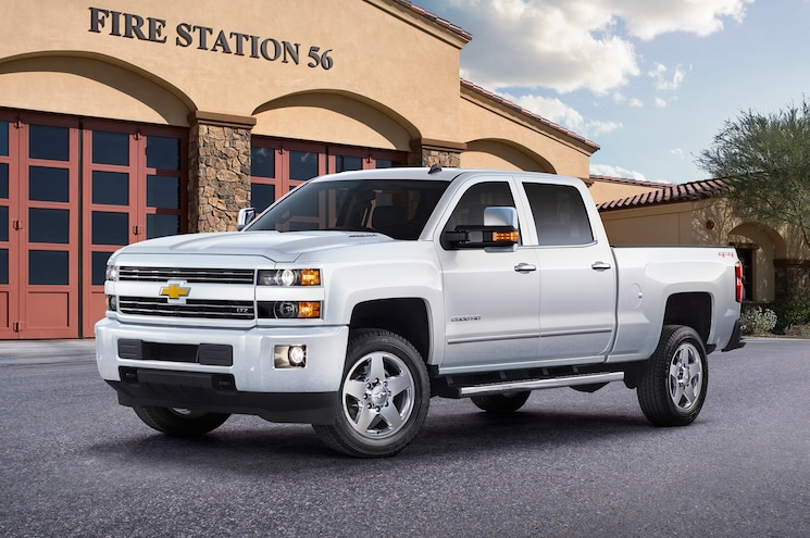 Chevrolet Expands Custom Sport Package to Silverado HD