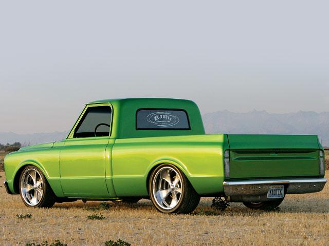 1967 Chevy C10 - Custom Chevy Trucks
