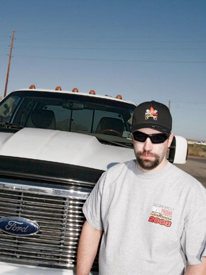 2008 Diesel Power Challenge Trucks scott Countryman
