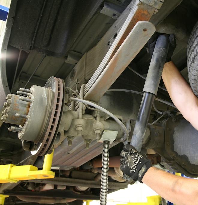 20 BDS 6 Inch Lift 2004 Chevrolet Silverado 2500