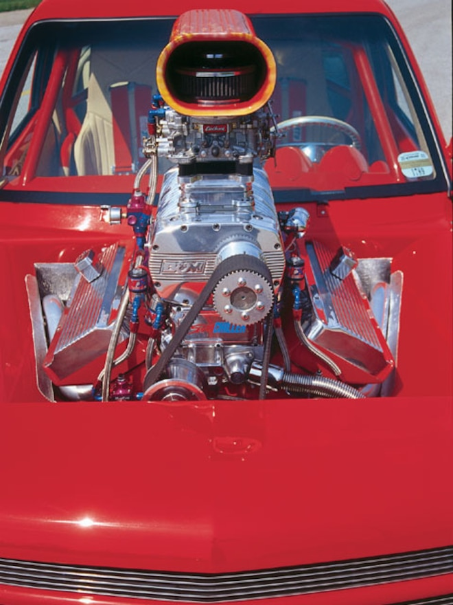 Engine Swap Guide - V8 Conversion - Mini Truckin' Magazine