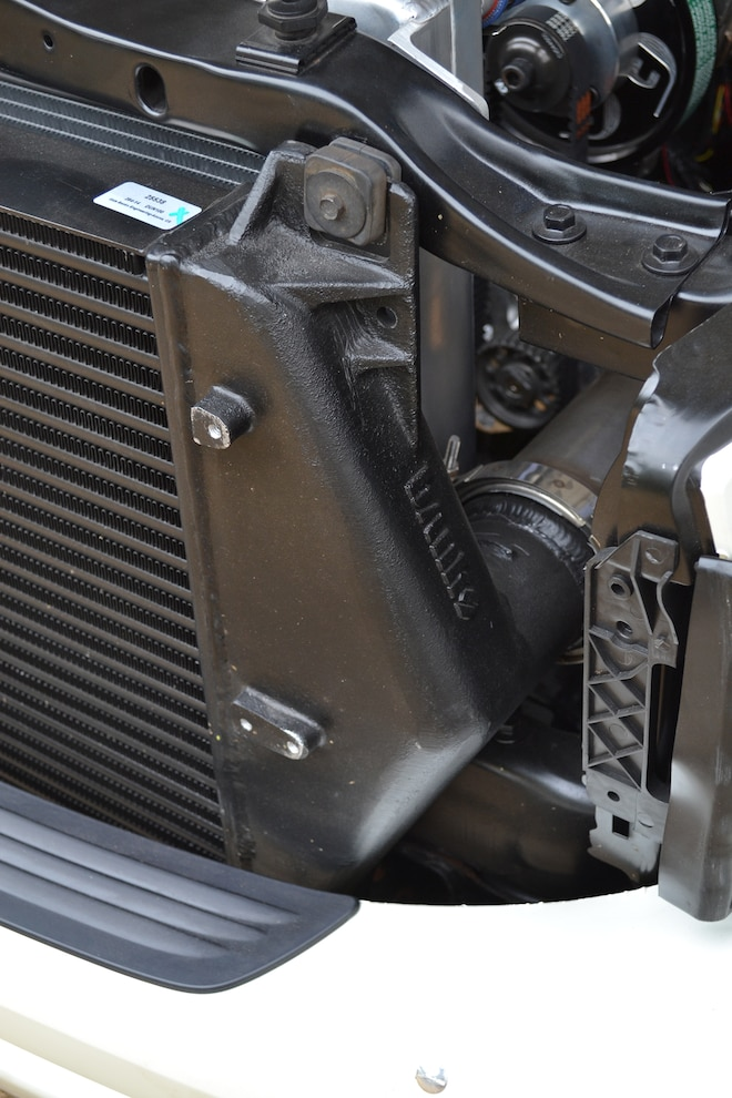 012 Turbo Performance Banks Intercooler