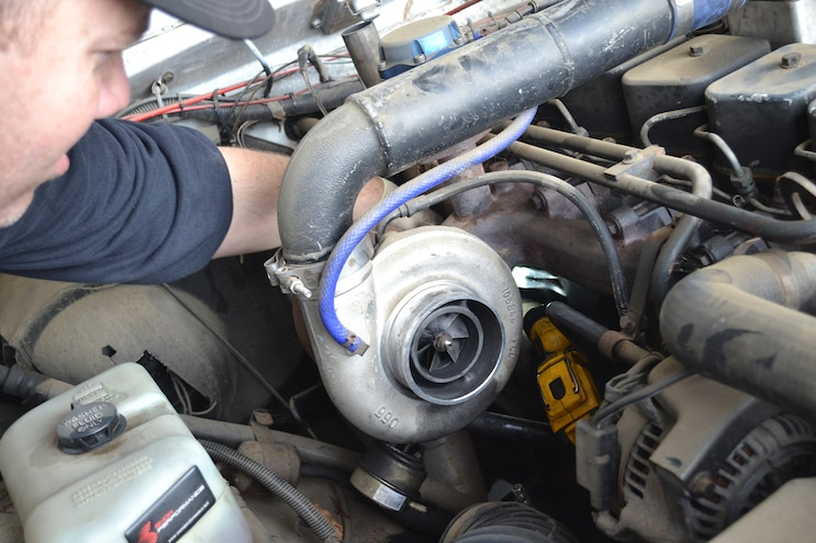 005 Turbo Performance 62mm Turbo And Wastegate