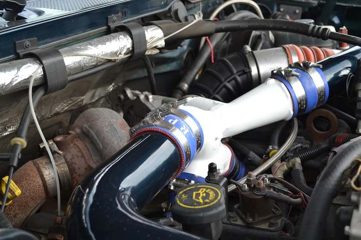 004 Turbo Performance OBS Exhaust