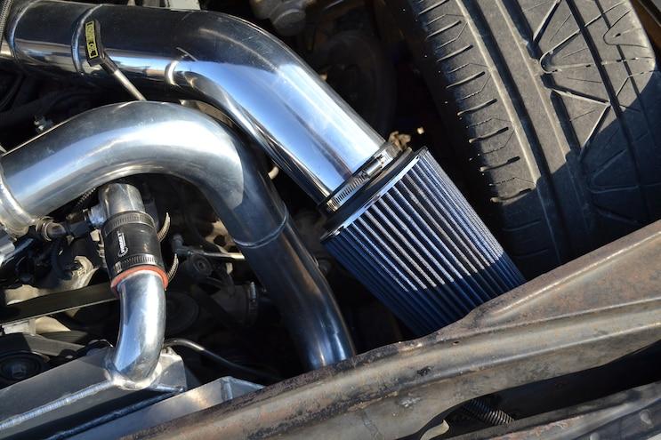 008 DSLP 160800 FORD Slammed Six Liter F100 Air Intake
