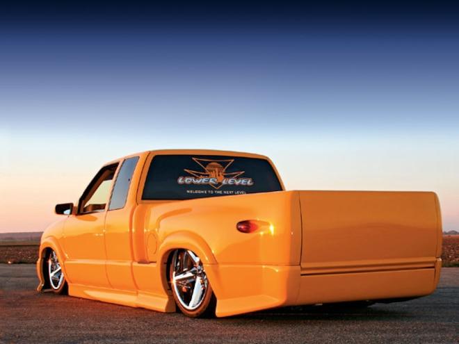 2003 Chevy S10 Extreme Custom Trucks Sport Truck Magazine