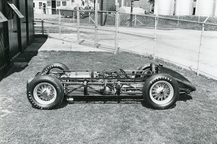 1952 Cummins Diesel Special Framework