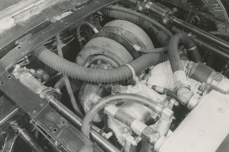 1952 Cummins Diesel Special Turbo