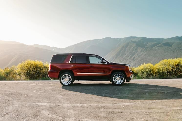 2016 GMC Yukon SLT Premium Edition Side
