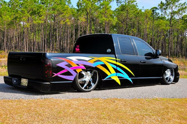 02 2003 Dodge Ram 1500