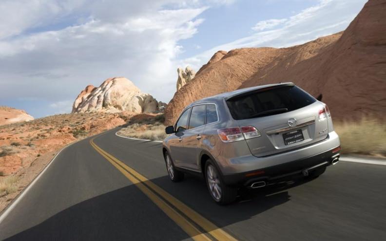 2008 Mazda Cx 9 rear View