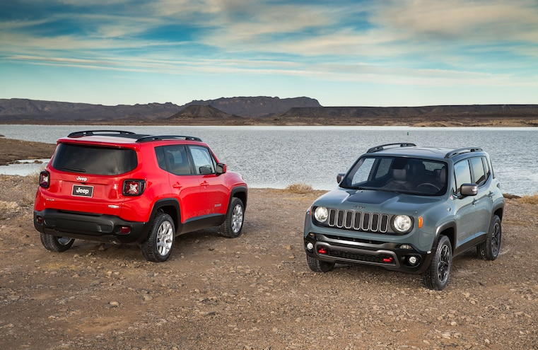 2015 Jeep Renegade First Drive & Review