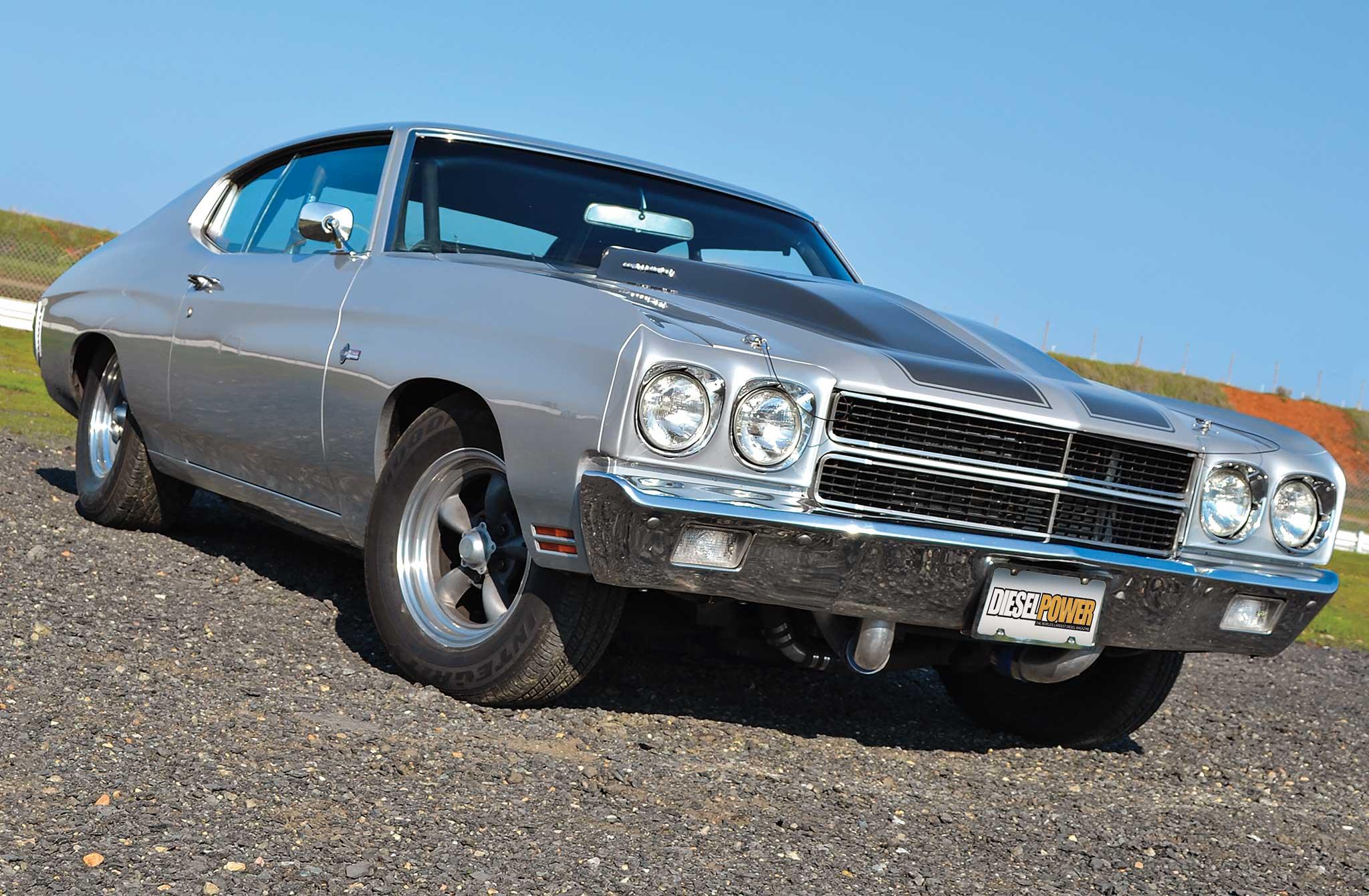 1970 Chevrolet Chevelle - Dream Machine