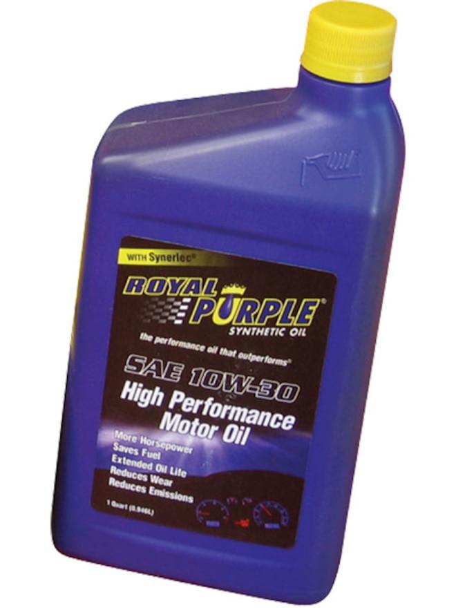 increase Mpg high Performance Motor Oil