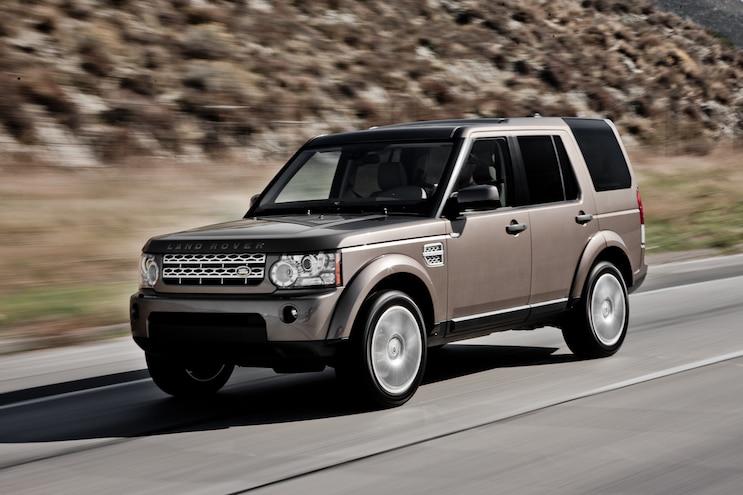 005 Land Rover LR4