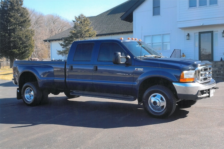 001 Readers Ride 1999 Ford F 350