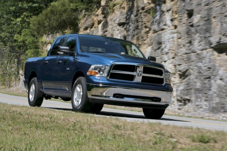 First Test: 2009 Dodge Ram