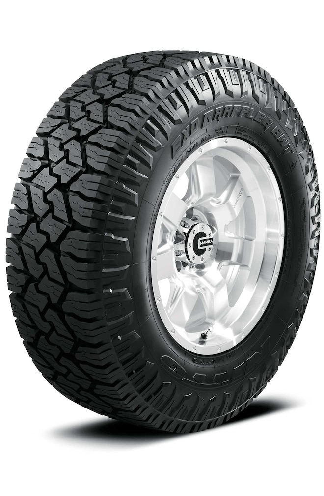 Suspension Wheels Tires Brakes Buyers Guide Nitto Exo Grappler Awt