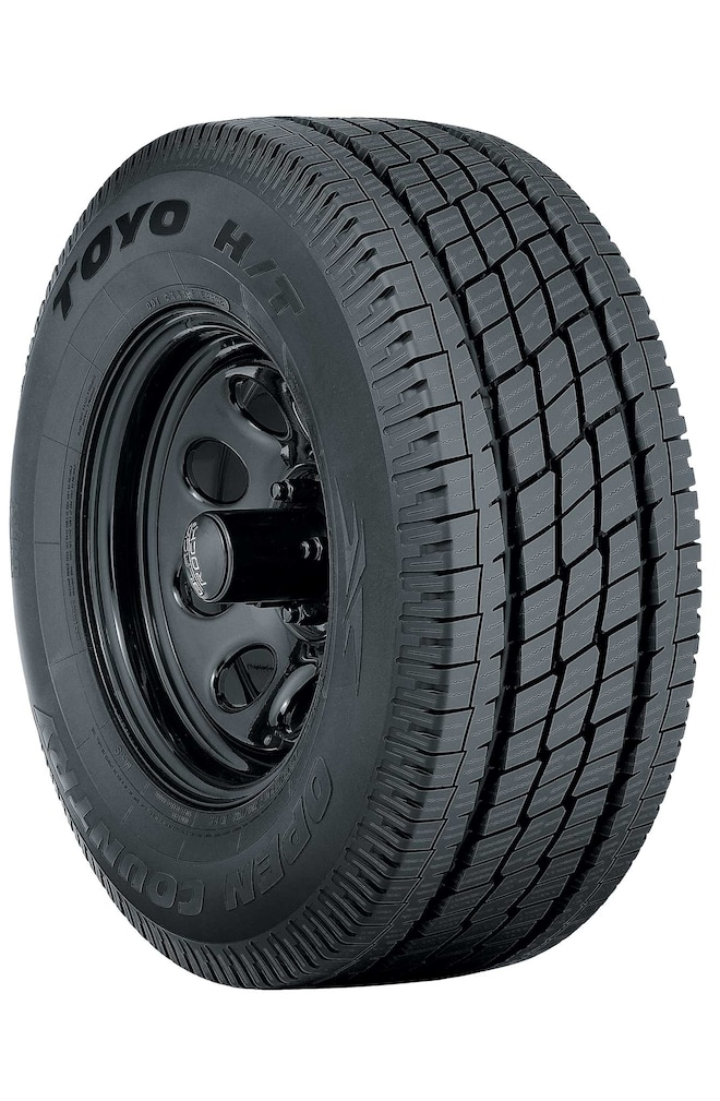 Suspension Wheels Tires Brakes Buyers Guide Toyo Open Country Ht Tuff Duty