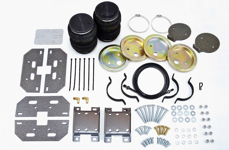 Suspension Wheels Tires Brakes Buyers Guide Pacbrake Amp Air Suspension Kit