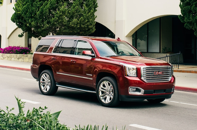 GMC Chromes Up Yukon with SLT Premium Edition