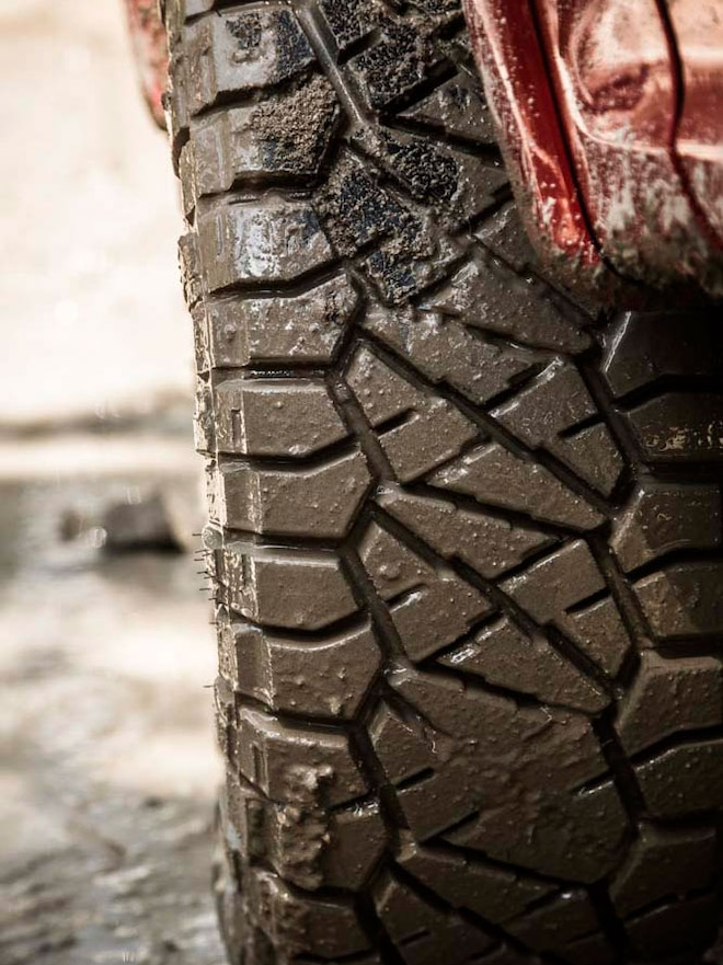 Nitto Ridge Grappler Tread