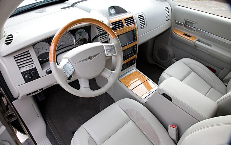2009 Chrysler Aspen Hybrid and 2009 Dodge Durango Hybrid - Truck TrendTruck Trend