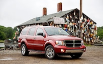 First Drive 2009 Chrysler Aspen Hybrid And Dodge Durango